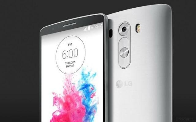 Смартфон G3 от LG