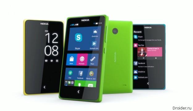 Новый Android-бюджетник от Nokia засветился в AnTuTu