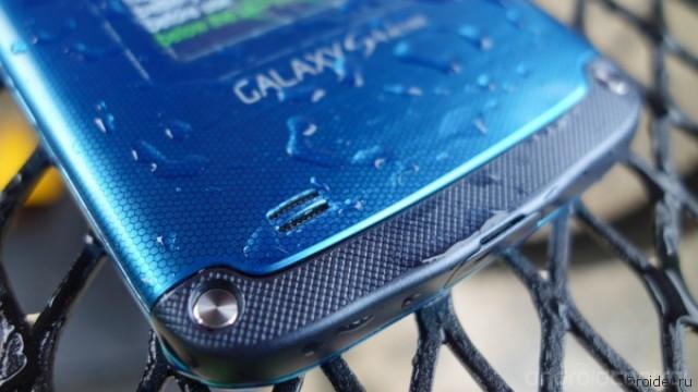 Новая информация о Galaxy S5 Active