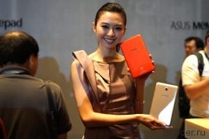 Новое поколение ASUS FonePad, которое компания показала на Computex 2014