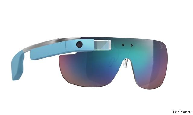 Google анонсировала серию дизайнерских Google Glass