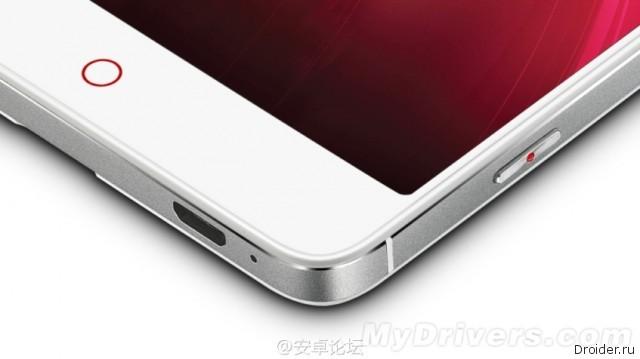 Новые подробности о смартфоне Nubia Z7 от ZTE