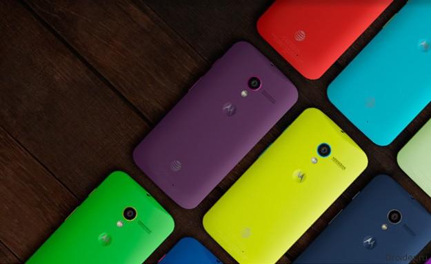 Смартфон Moto X+1 от Motorola может быть представлен в конце лета