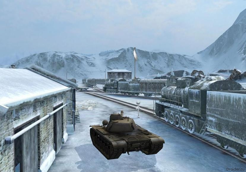 Изображение World of Tanks Blitz от Wargaming. Фото: официальный сайт Worldoftanks