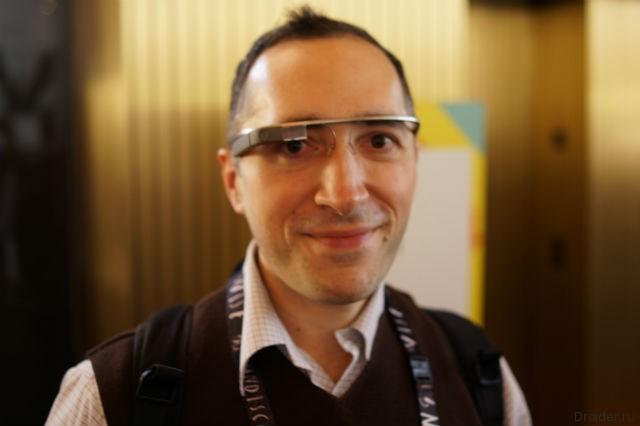Директор Google X Бабак Парвиз