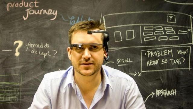 Проект MindRDR от компании This Place, который поможет управлять Google Glass - силой мысли