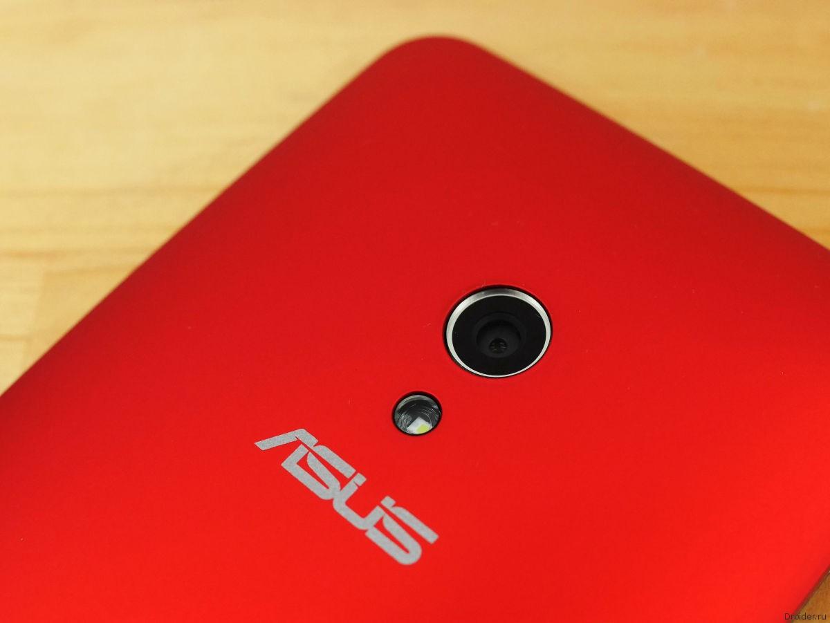 Смартфон ZenFone 5 от ASUS с камерой на 8 Мп, технологией PixelMaster и диодной вспышкой