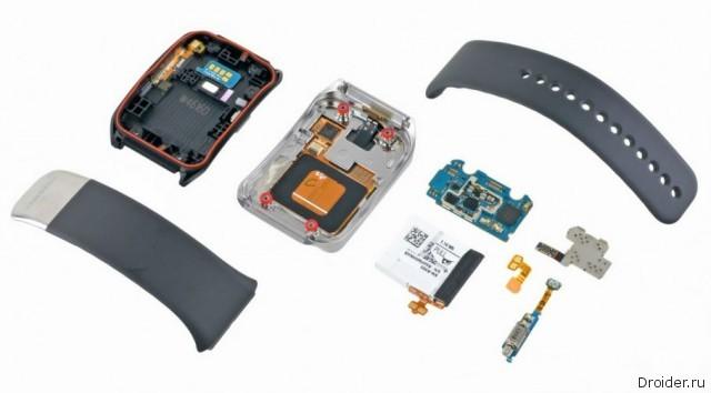 iFixit разобрали смарт-часы G Watch и Gear Live