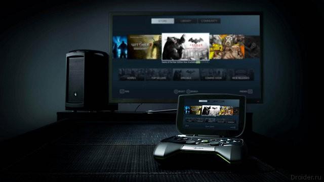Релиз портативной консоли Shield 2 от Nvidia может быть в августе