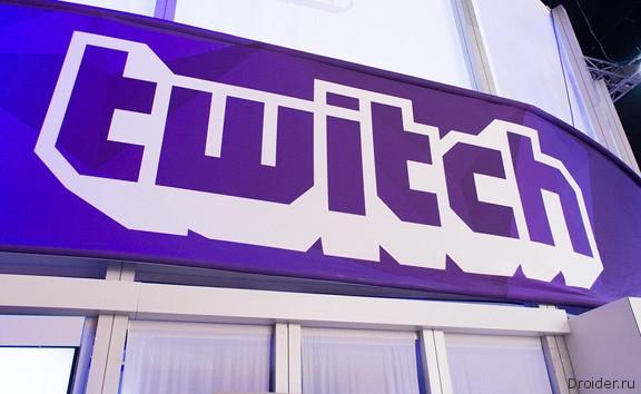 Google покупает сервис Twitch