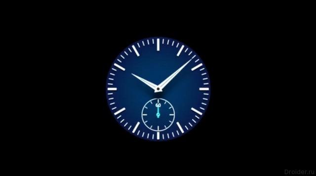LG показала тизер «умных» часов с круглым экраном