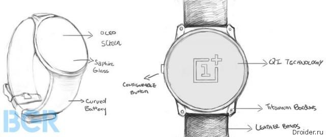 Компания OnePlus готовит круглые смарт-часы