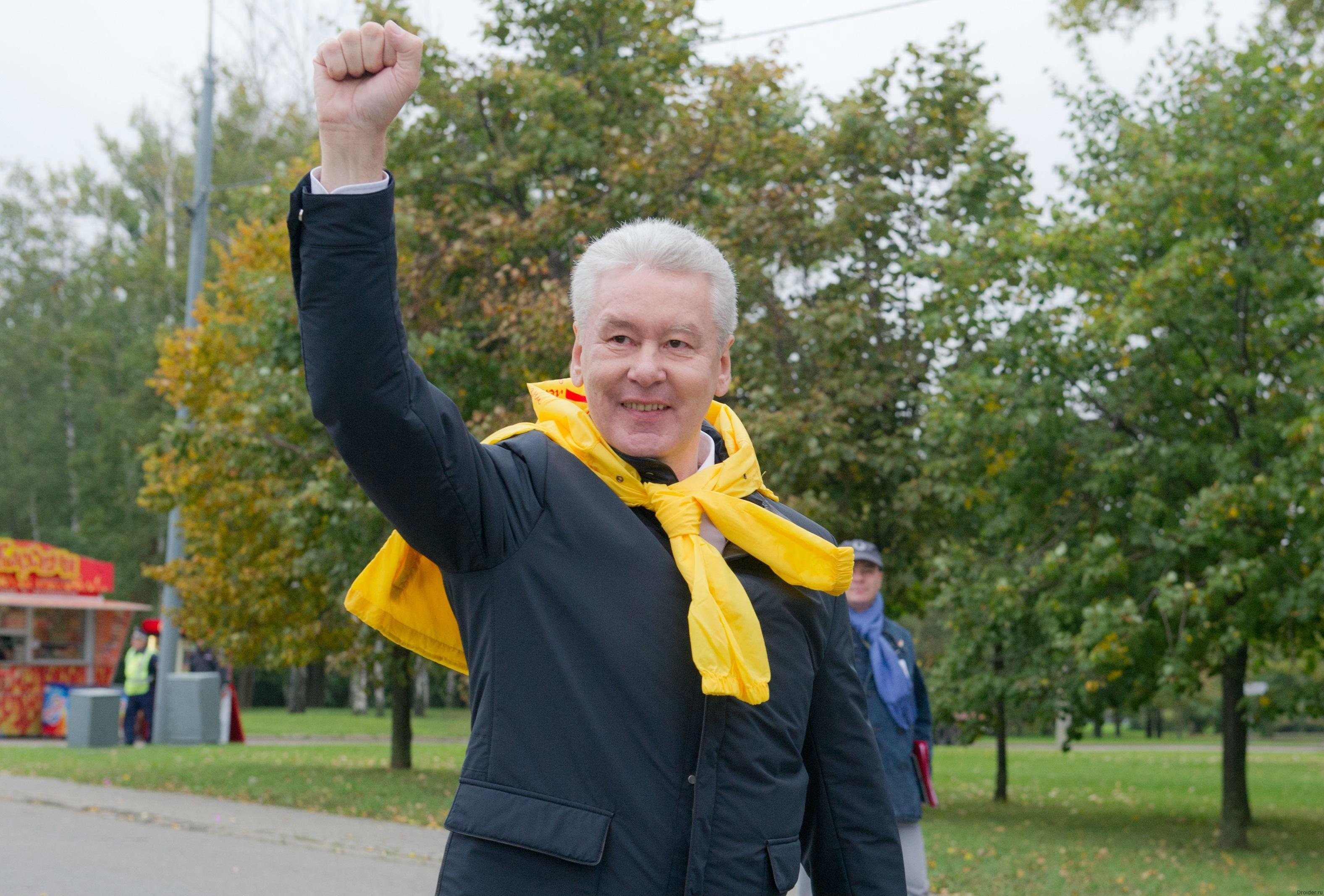 Сергей Семенович Собянин, Мэр Москвы