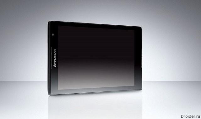 Lenovo анонсировала новый Android-планшет