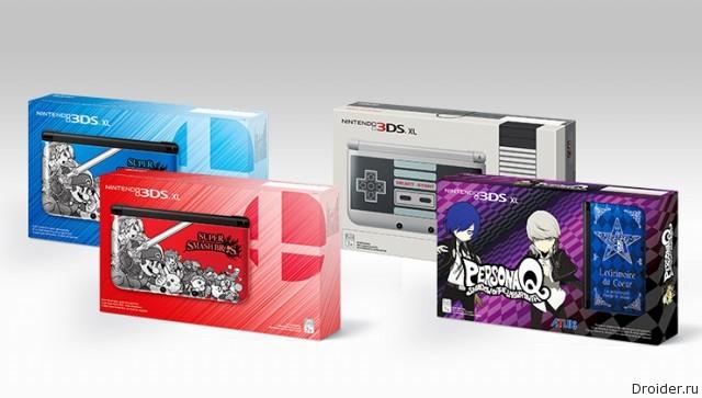 Nintendo выпустит спец.версию консоли для поклонников NES