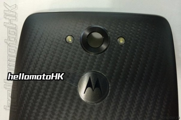 Смартфон Droid Turbo от Motorola засветился на «живых» фото