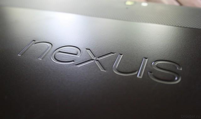 Снова о Nexus 9: анонс планшета — в октябре, новая система — в ноябре