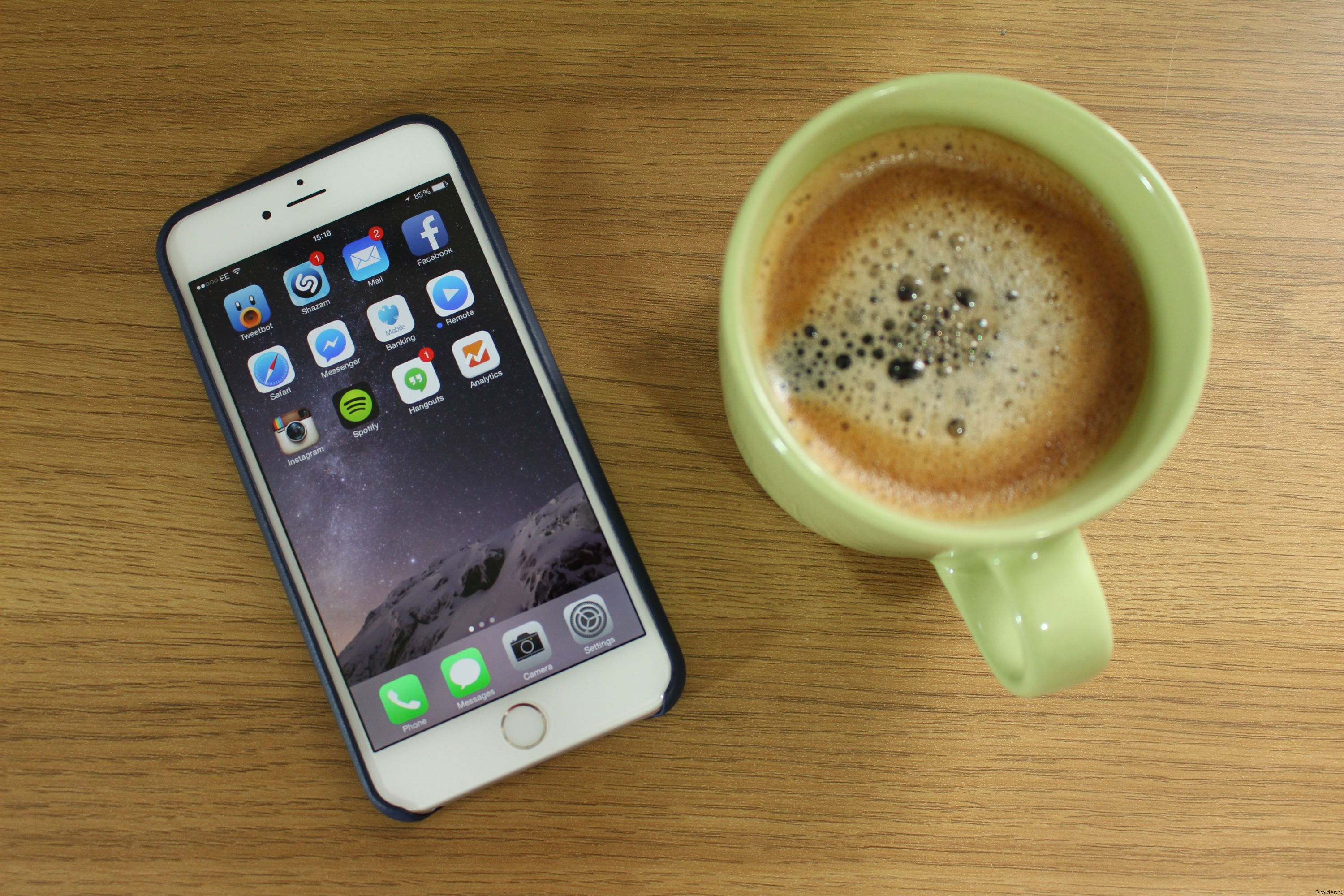Смартфон iPhone 6 Plus от Apple
