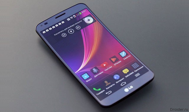 G Flex 2 от LG: экран меньше, разрешение больше