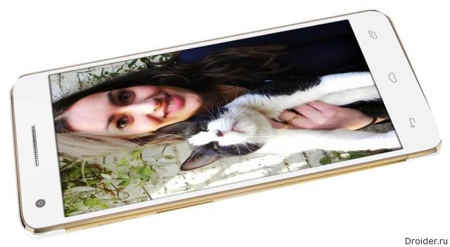 Смартфон Canvas 4 Plus A315 от Micromax