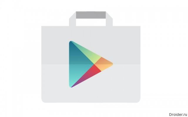 Интерфейс Google Play Store 5.0 попал в сеть