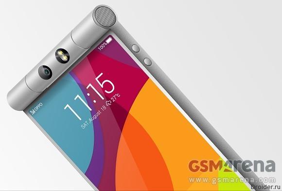 В сети появились рендеры нового смартфона от OPPO