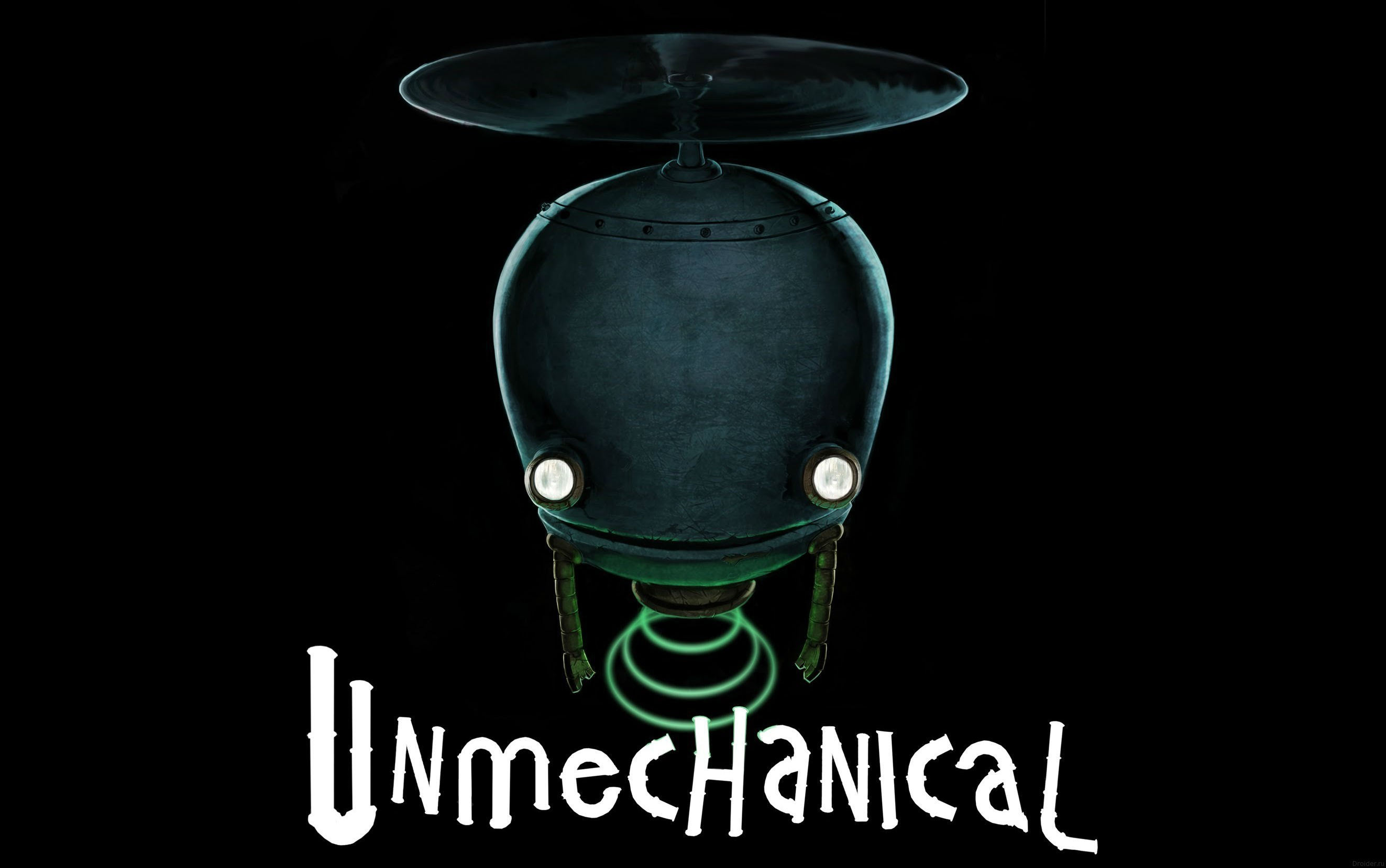 Головоломка Unmechanical появилась в Google Play