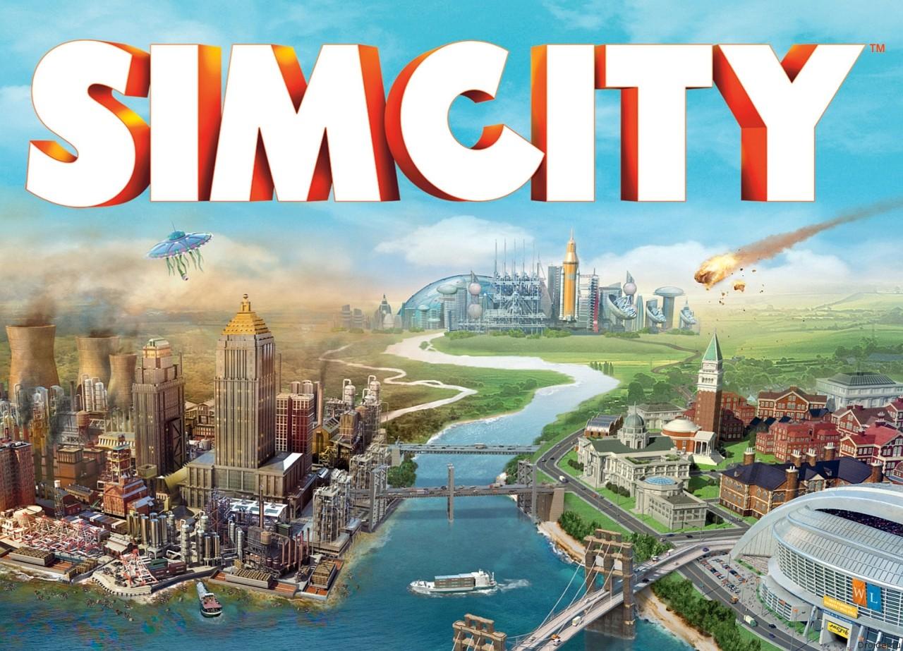 Логотип игры SimCity