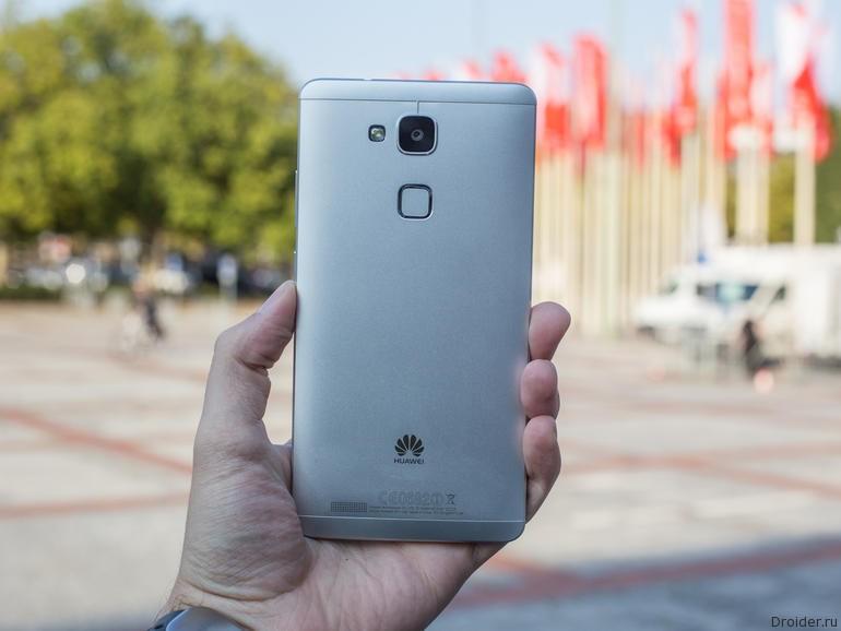 Флагман Ascend Mate 7 от Huawei