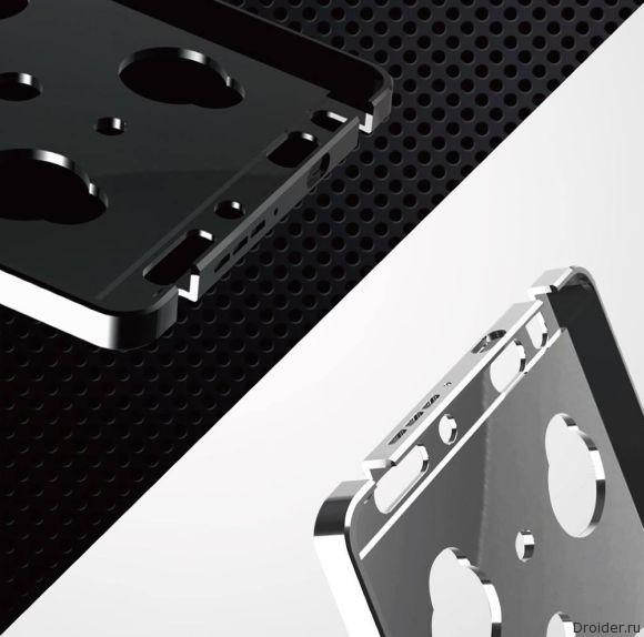 Варианты корпуса смартфона N3 от Oppo