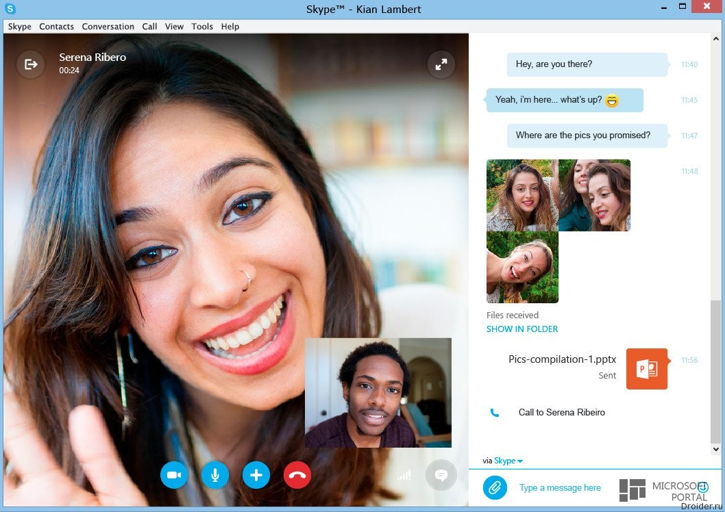 skype version 6.3.0.107