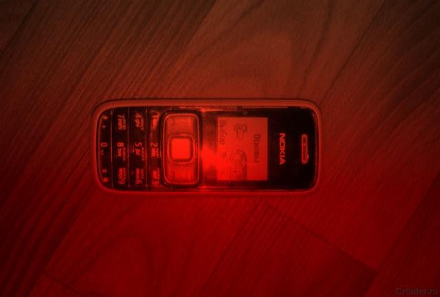 Мобильный телефон Nokia 1209