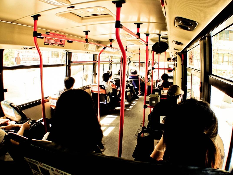 Автобус, романтика