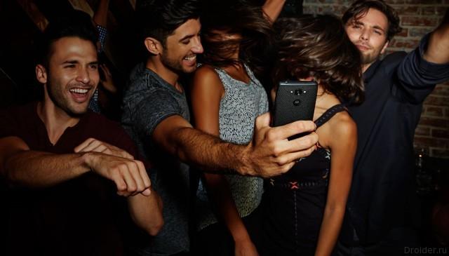 Motorola и Verizon анонсировали смартфон Droid Turbo