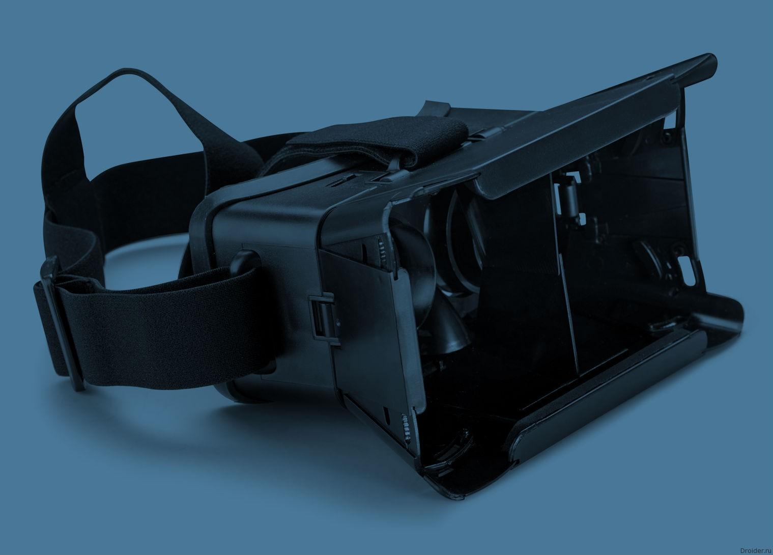 Archos официально представила шлем виртуальной реальности