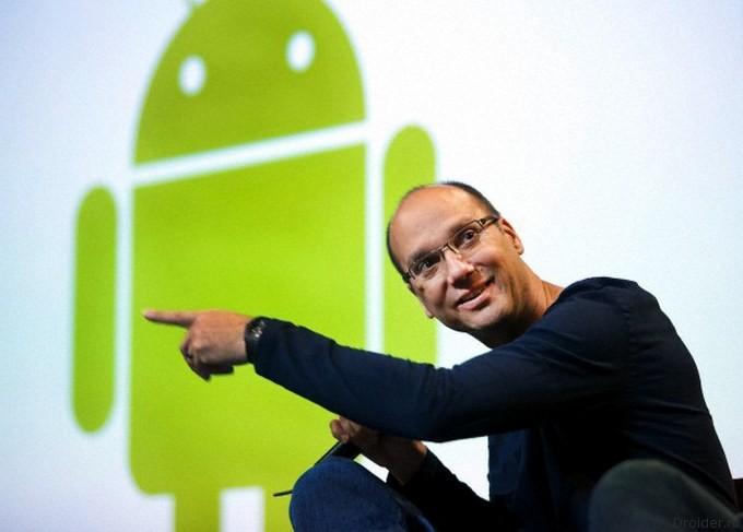 Энди Рубин покидает Google