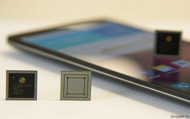 G3 Screen – новый смартфон с процессором Nuclun от LG