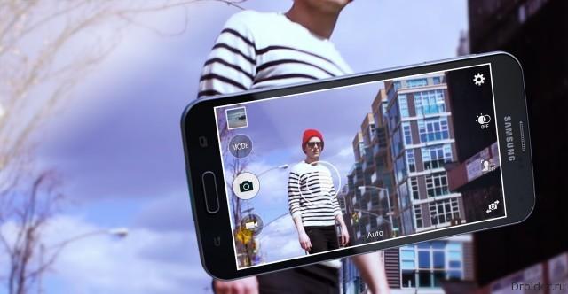 Смартфон Galaxy S5 Plus от Samsung