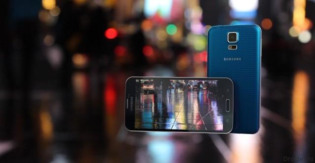 Samsung представила обновленную версию Galaxy S5