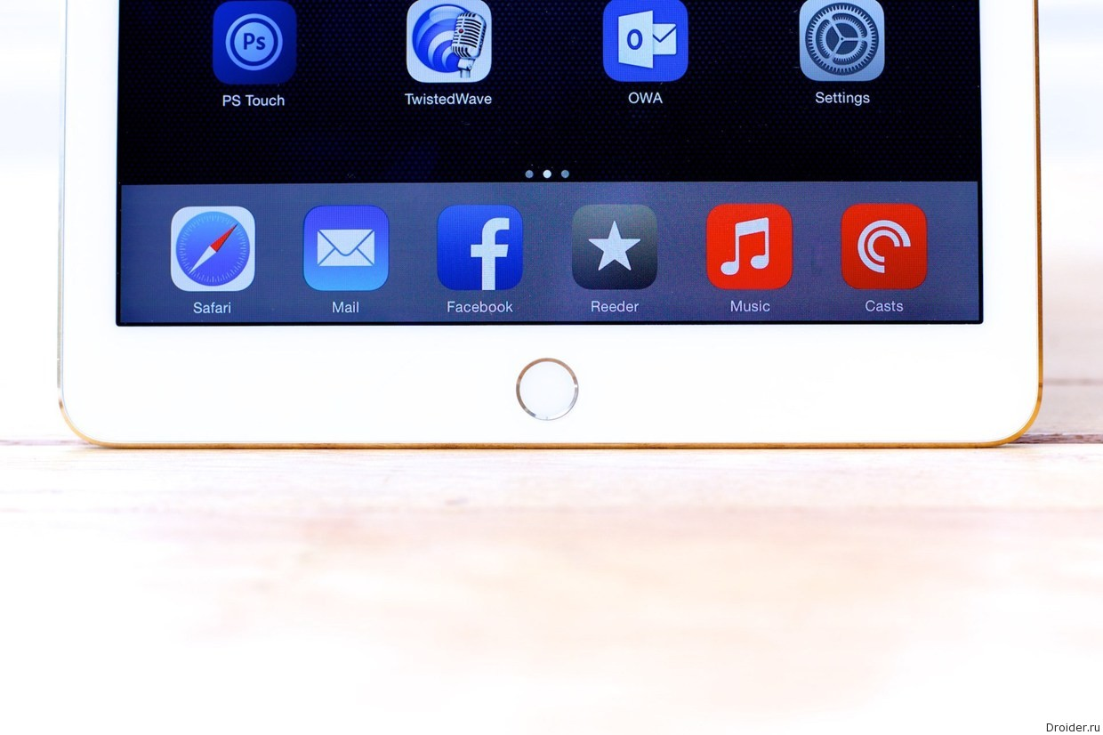 how to change time on ipad air 2