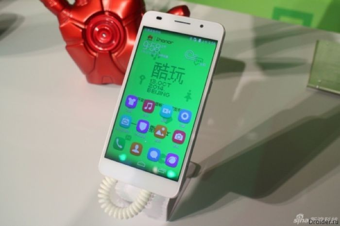 Huawei Honor 6 Extreme Edition