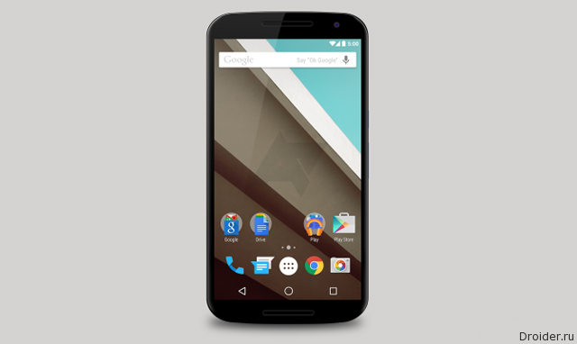 Смартфон Nexus 6 снова засветился в бенчмарках