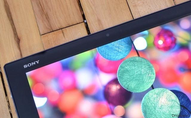 Sony планирует выпустить 12-дюймовый планшет в 2015 году