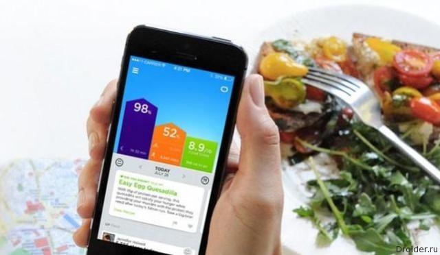 Jawbone выпустил приложение UP для Android