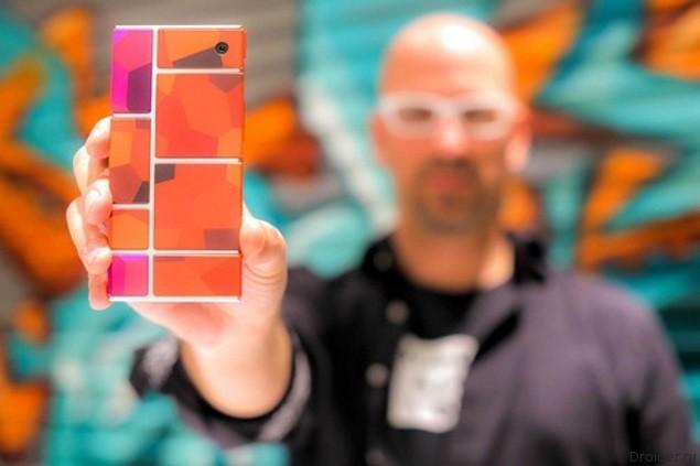 Google откроет магазин с комплектующими для смартфонов Ara