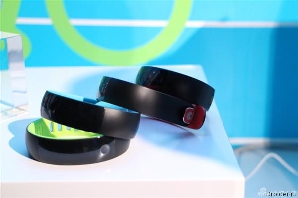 Компания Huawei анонсировала новое носимое устройство