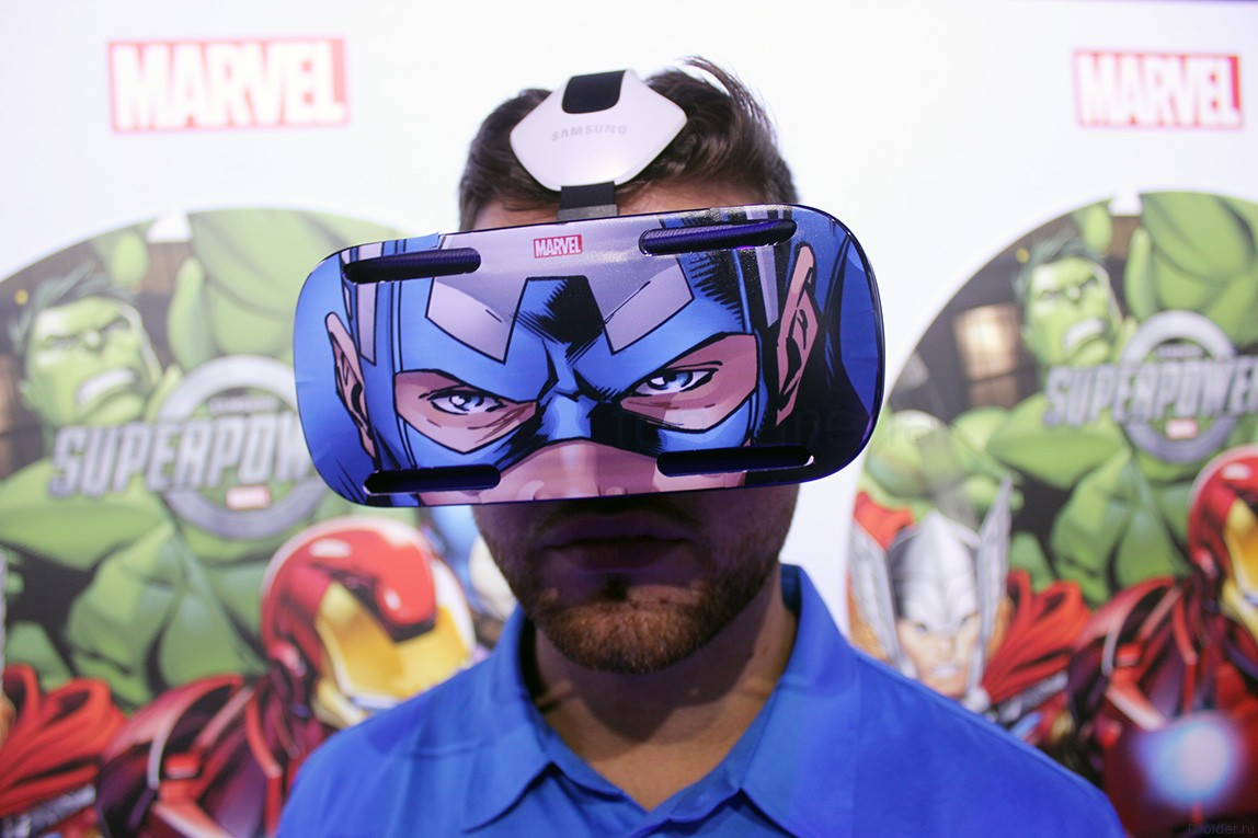 Шлем виртуальной реальности от Samsung попадет на прилавки 1 декабря
