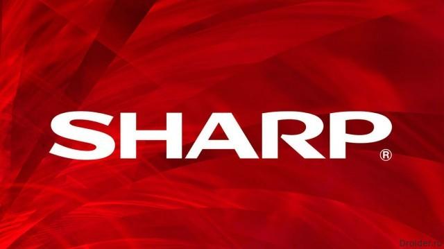 Sharp анонсировала планшет с необычным дисплеем
