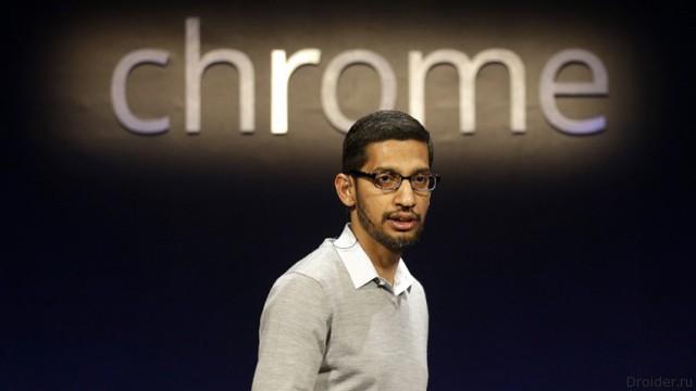 Ларри Пейдж доверил Сундару Пичаи почти всю Google