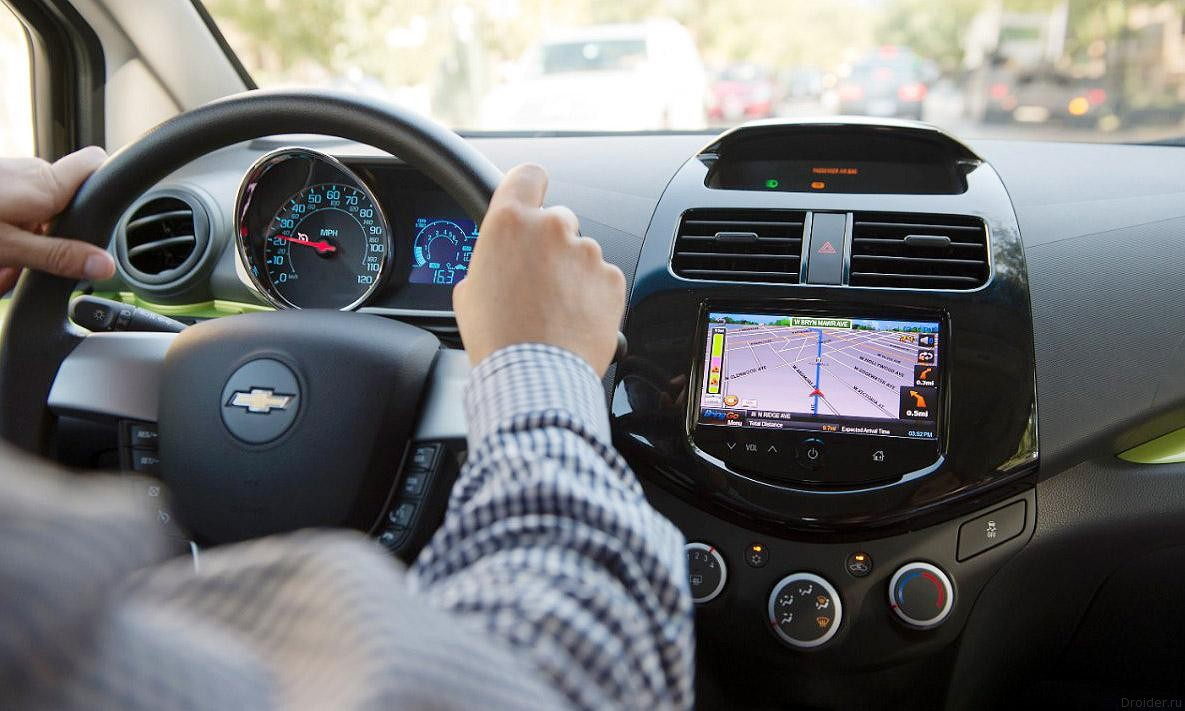 Android в автомобильной системе